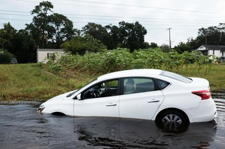 Could you pass the Houston flood car test?