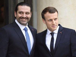 Lebanon's Hariri says he'll return home soon