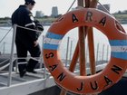 Argentina thinks missing submarine made 7 calls